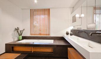 Badezimmerumgestaltung