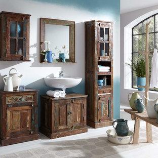Salle de bain romantique Allemagne : Photos et idées déco de salles ...