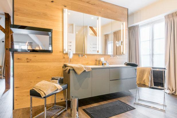 Eclettico Stanza da Bagno by Ohlde interior design