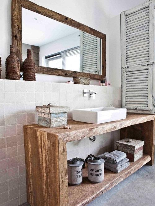shabby chic style badezimmer ideen beispiele f r die