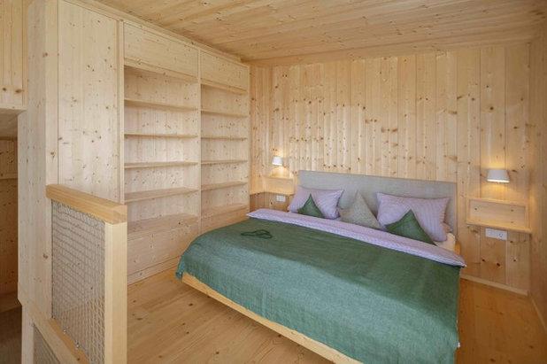 Contemporáneo Cuarto de baño by Architekturbüro Gappmaier