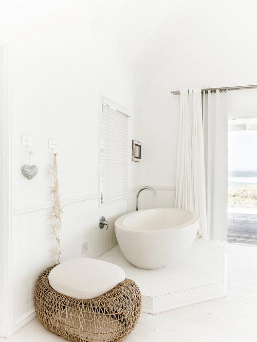 Maritimes Badezimmer maritime badezimmer ideen design bilder houzz