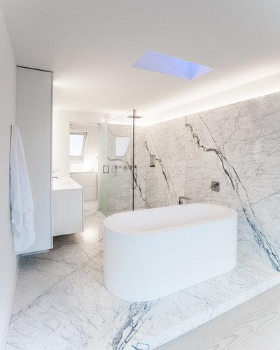 Modern Badezimmer by Studio Lux Berlin