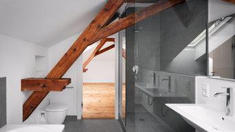 Besonderes Badezimmer