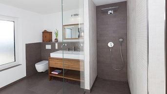 Bodenebene Duschen – immer geradewegs hinein ins Badevergnügen
