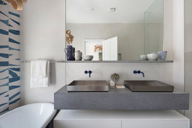 Contemporary Bathroom by Finkernagel Ross GmbH