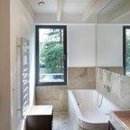 Candice Olson Design Contemporary Bathroom Toronto