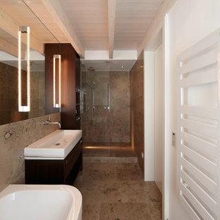 Mediterrane Badezimmer in Düsseldorf Ideen, Design & Bilder | Houzz