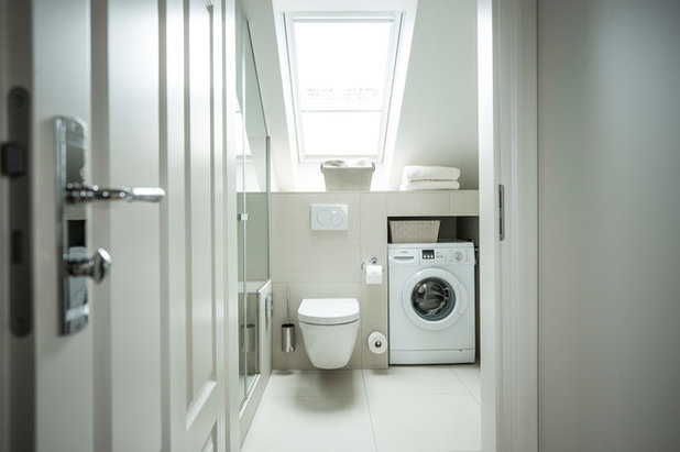 Maritim Badezimmer by handwerktechnikdesign