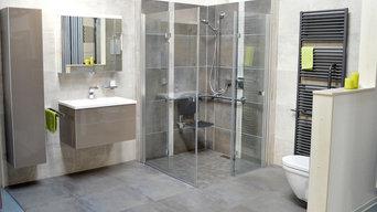 das Komfortbad - erfrischend anders!
