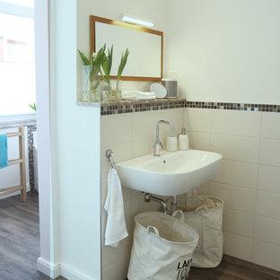 Salle de bain romantique Brême : Photos et idées déco de salles de bain