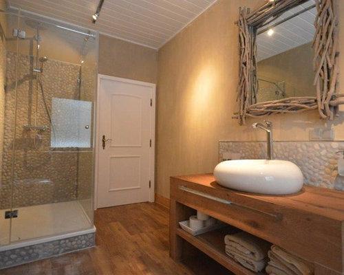 rustikale badezimmer in hannover: design-ideen & beispiele für die