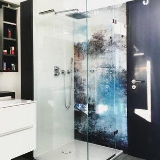 Salle de bain à petit budget Hanovre : Photos et idées déco de ...