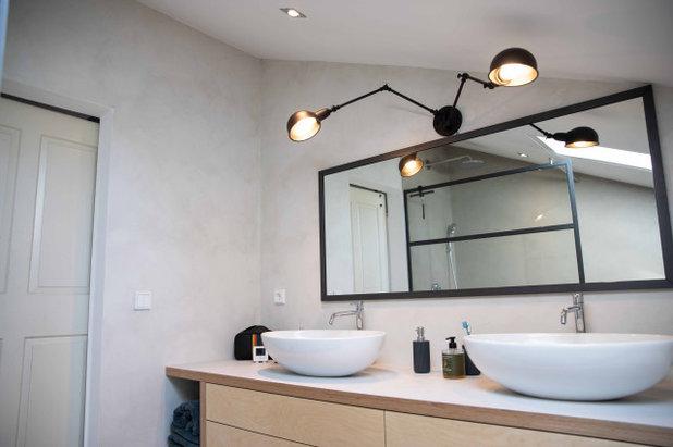 Modern Badezimmer by Singhammer Bodensysteme