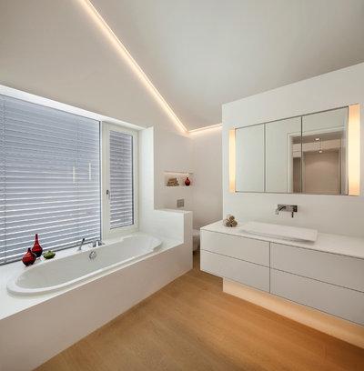 Contemporaneo Stanza da Bagno by Admonter_Holzindustrie AG