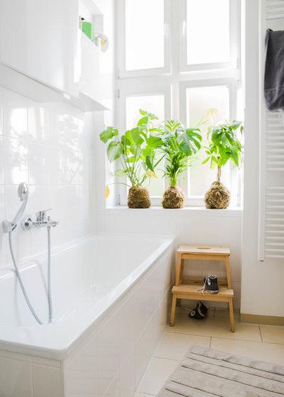 Modern Badezimmer by Claudia Vallentin Fotografie