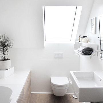 Ein Haus in Grau & Weiß für Karina