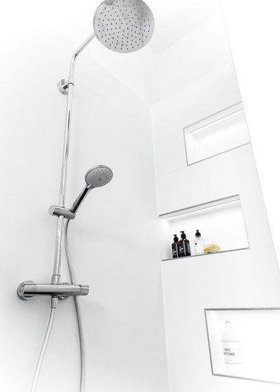 Industrial  Badezimmer by Rolf Kirchgäßner GmbH