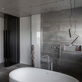 Salle de bain industrielle Stuttgart : Photos et idées déco de ...