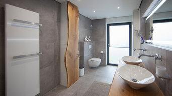 Einfamilienhaus Inneneinrichtung Modern
