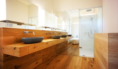 Platz da! Tolle Stauraum-Lösungen fürs Bad