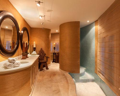 Badezimmer Kolonialstil kolonialstil badezimmer ideen design bilder houzz