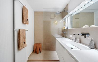 Badezimmerbeleuchtung: So planen Profis Licht im Bad