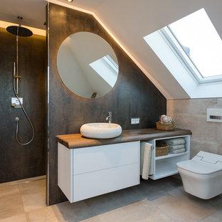 Salle de bain contemporaine Dresde : Photos et idées déco de ...