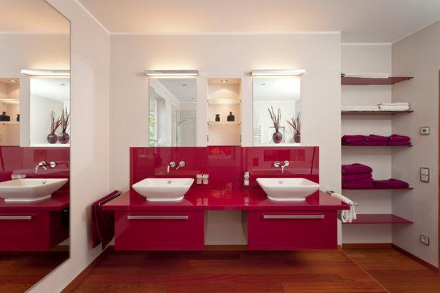 Kleines bad renovieren 9 vorher nachher beispiele zur for Badezimmer 7 qm