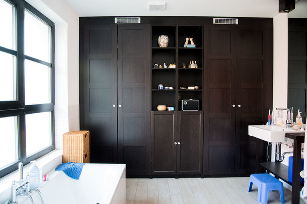 houzzbesuch teltower landhaus familienidyll ohne vorstadt klischee. Black Bedroom Furniture Sets. Home Design Ideas