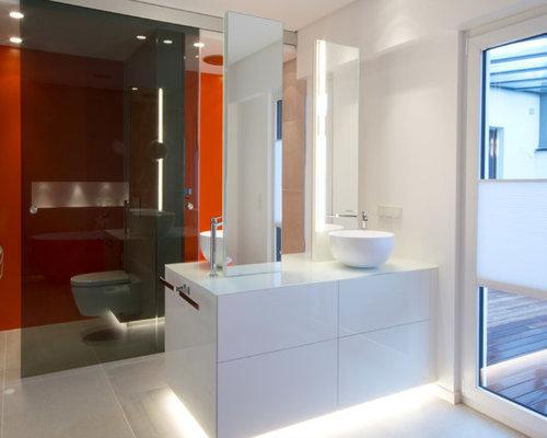 moderne badezimmer in deutschland ideen f r die badgestaltung houzz. Black Bedroom Furniture Sets. Home Design Ideas