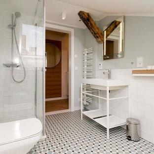 Ideas para cuartos de baño   Fotos de cuartos de baño costeros en ...