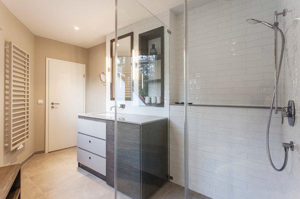 houzzbesuch eine maritime ferienwohnung auf usedom. Black Bedroom Furniture Sets. Home Design Ideas