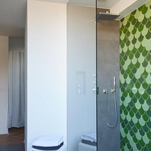 Fotos de baños | Diseños de baños con ducha abierta en Berlín