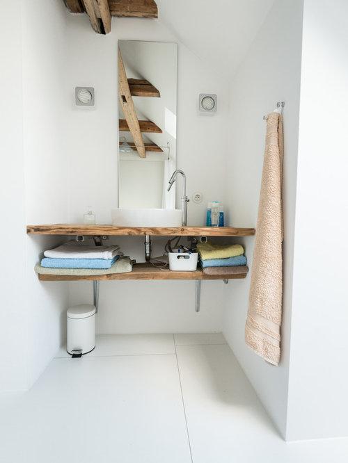 Mittelgroßes Nordisches Badezimmer In Dortmund