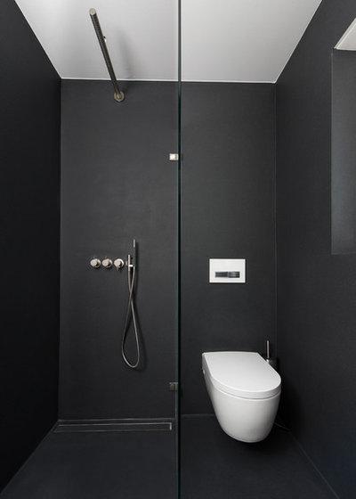 コンテンポラリー 浴室 by Maler Hoffmann GmbH