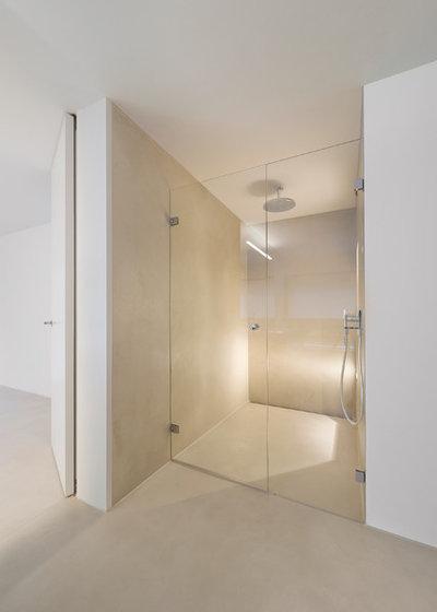 die ebenerdige dusche als neuer trend f r ein. Black Bedroom Furniture Sets. Home Design Ideas