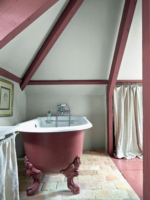 Badezimmer Landhausstil Ideen landhausstil badezimmer ideen design bilder houzz
