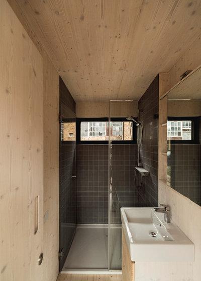 Современный Ванная комната by transstruktura