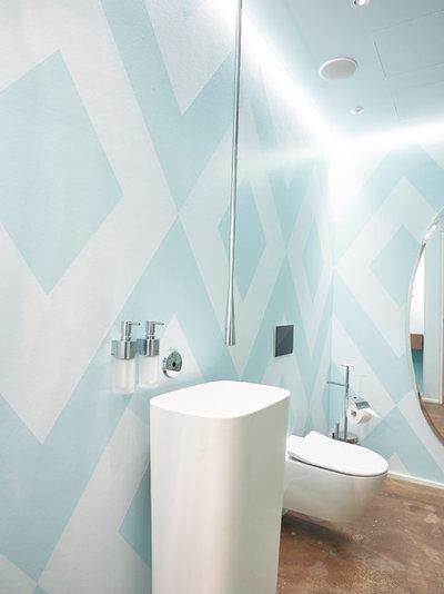 frische muster f r ein g ste wc in pforzheim. Black Bedroom Furniture Sets. Home Design Ideas