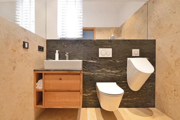 Modern Badezimmer by Eichenhaus AG
