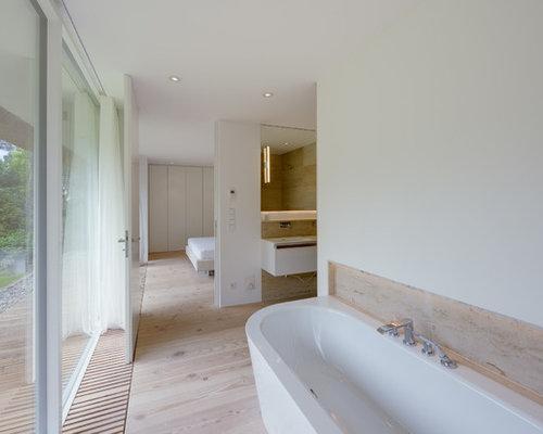 schiebetür bad - ideen & bilder | houzz - Schiebetür Für Badezimmer