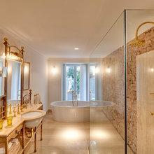 Badezimmer im klassischen Stil