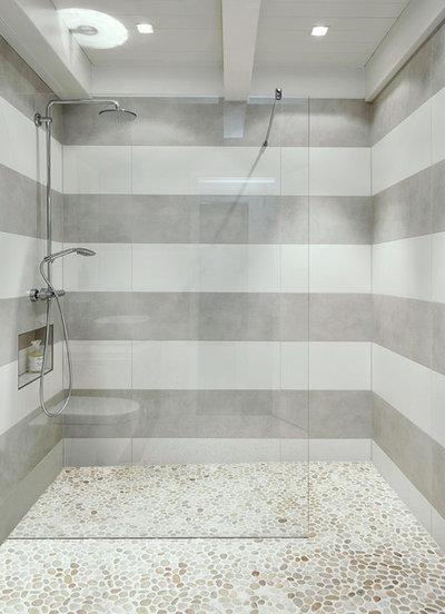 Modern Badezimmer by grotheer architektur