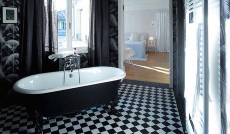 Houzz Германия: Берлинские комнаты с французским флером