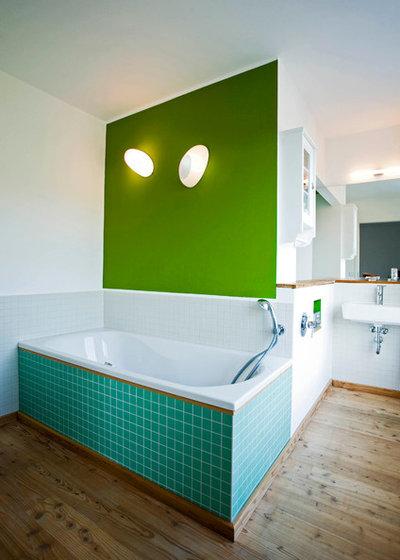 Modern Badezimmer by Dirk Vogel Photographie