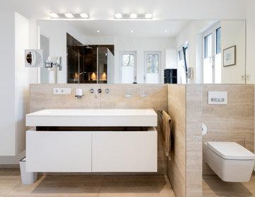 Großzügige Villa im Bauhaus-Stil