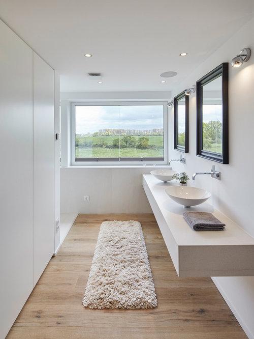 Badezimmer ideen beispiele f r die badgestaltung houzz for Exclusive badezimmereinrichtung
