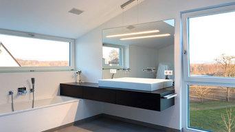 Haus B. - Badezimmer