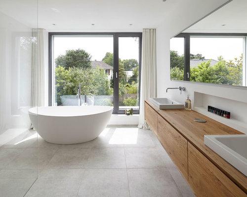 Badezimmer Mit Weißen Fliesen Ideen Und Design